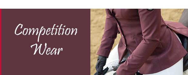 equestrian competition wear